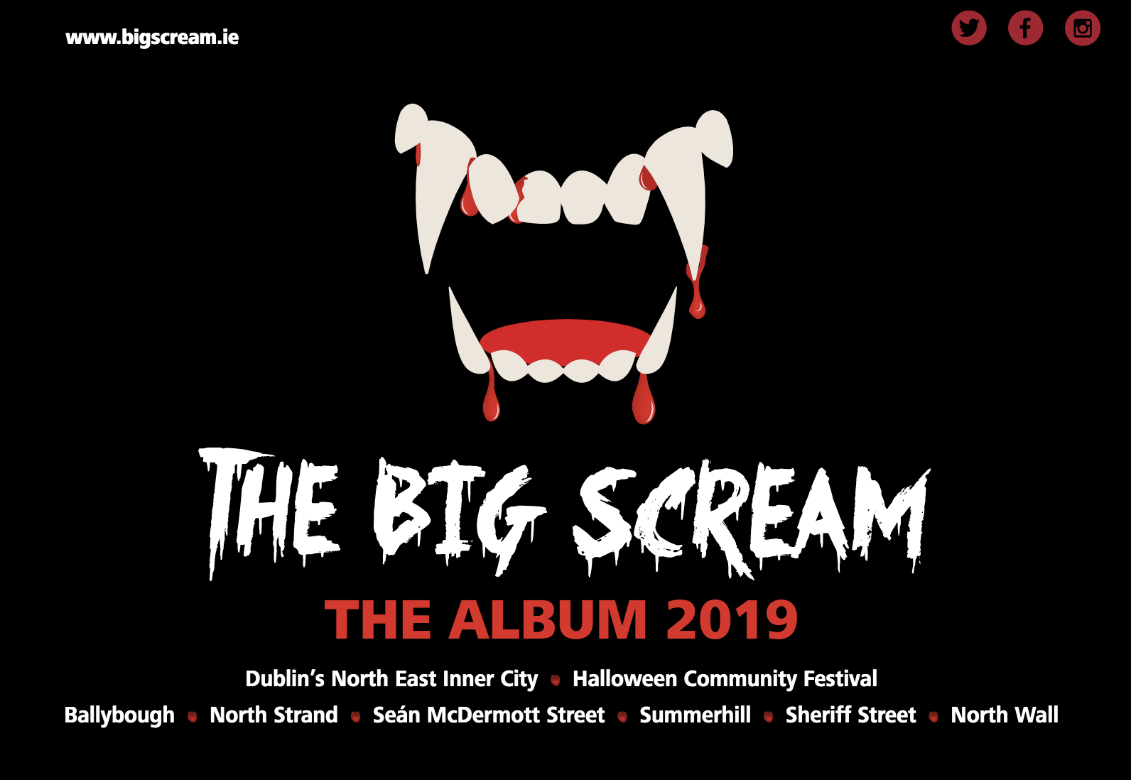 The Big Scream Photo Album